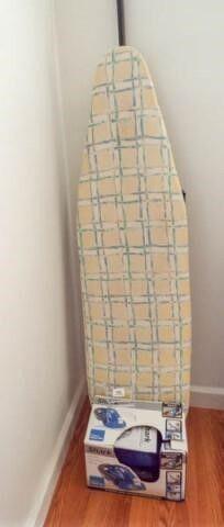 Ironing Board  Shark Hand Vac