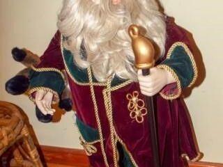 St  Nicholas Figure  29