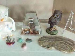 Owls  Rocks  8