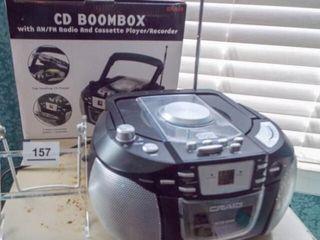 Craig Boombox in box