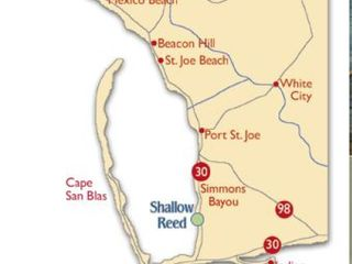 Real Estate Auction - Shallow Reed On The Bay Lots - St. Joseph Bay - Florida