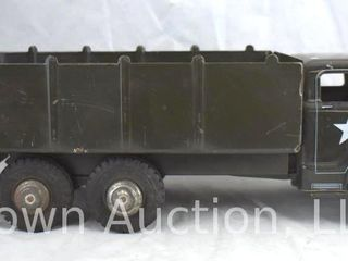 1940 s Wyandotte pressed steel car hauler