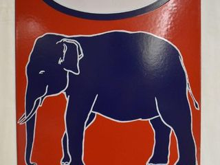 Esso Elephant Kerosene ssp sign