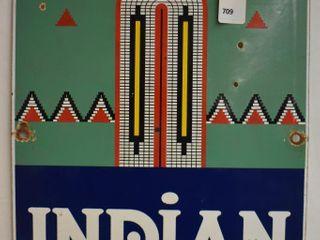 Indian Gasoline ssp sign