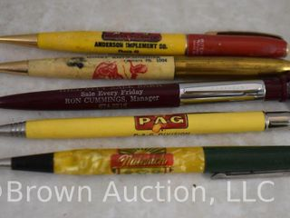 5  Advertising pen and mechanical pencils