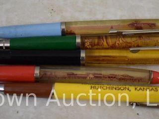 5  Advertising mechanical pencils