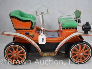 1901 Century battery operated jalopy car only