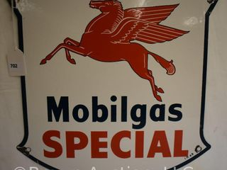 Mobilgas Special Pegasus ssp pump shield