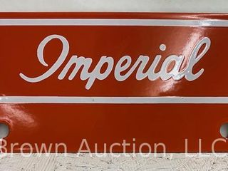 Imperial DSP pump topper