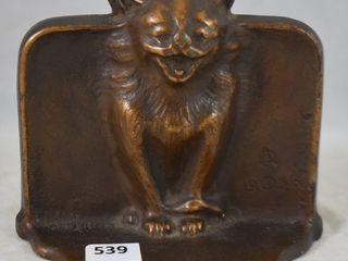 Pr  Medivial bat cat bookends