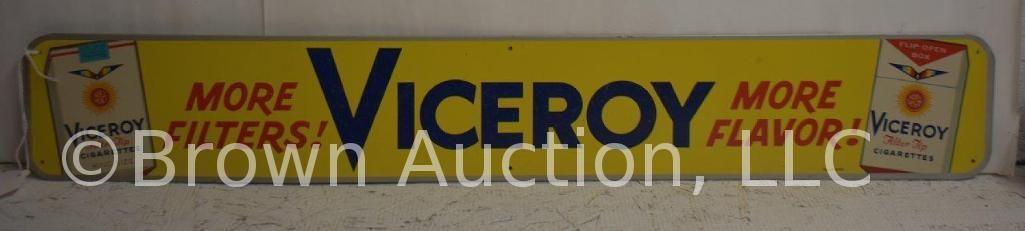 Viceroy Cigarettes SST tacker sign