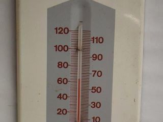 Royal Crown Cola advertising thermometer