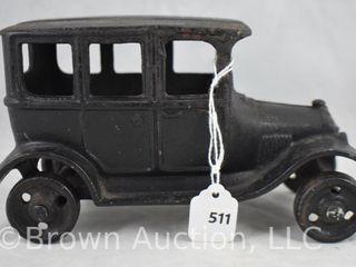 Cast Iron Arcade Model T car