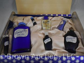 Vintage Evening in Paris 7 pc  boxed gift set