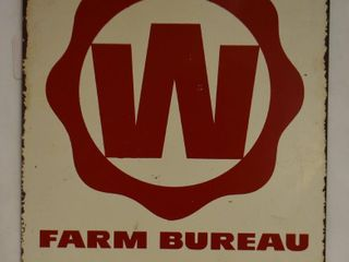 Wisconsin Farm Bureau sst sign