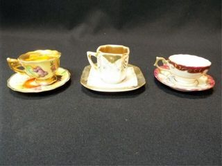 Saucers   Teacups  Mini  3