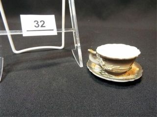 Saucer   Teacup  Dragonware  Mini