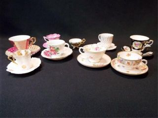 Saucers   Teacups  Medium  8