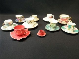 Saucers   Teacups  Medium  9