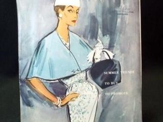 1957 California Stylist Magazine