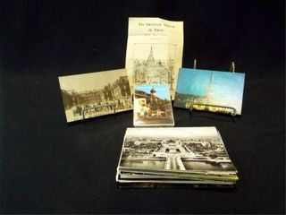 Paris  Europe Postcards  40