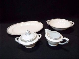 Franconia Palladina Serving Pieces  4