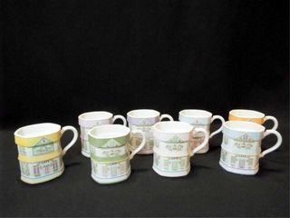 lennox Village Mugs  1992  8