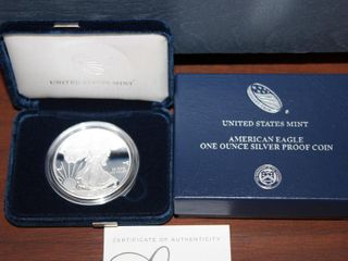 American Silver Eagles, Mint Sets, Silver Dollars, and More