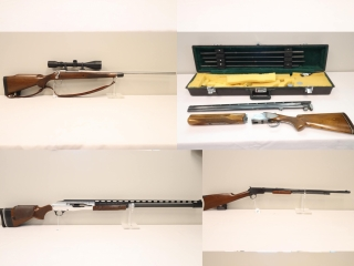May 3rd Online Firearm & Ammo Auction