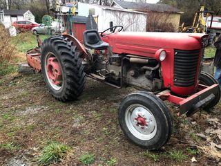 Online Only - Tractors - Backhoe