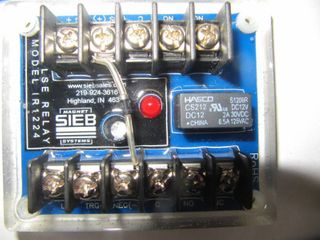 SEIB Impulse Relay Model IR1224 NEW NOT IN ORGINAl PACKAGE
