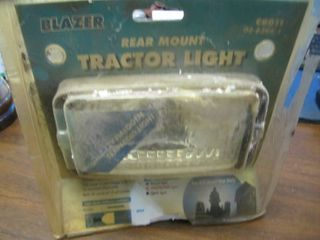Blazer C8011 Rear Mount Tractor light with Trapezoid Beam NEW OlD STOCK