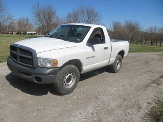 2004 DODGE RAM 4X4 SHORT BED  JUST HAD  1 800 00 of Engine Work