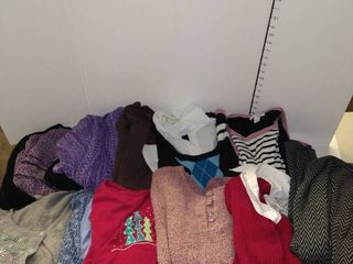Croft   Barrow  CJ banks  Faded Glory  Dressbarn woman women shirts sizes 3x   22 24 11 ct