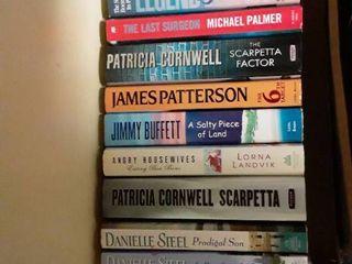 Assorted Hard Back Books
