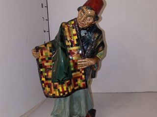 Royal Doulton Carpet Seller Figurine