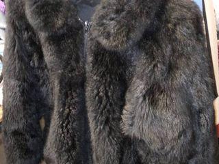 Fur Coat Black No Tags