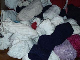 large Box of Womens Socks