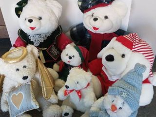 Christmas Stuffed Teddy Bears