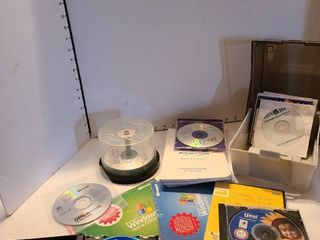 Various old software