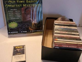 Assorted CD s and cassettes