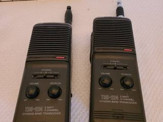 TRC 224 Walkie talkies