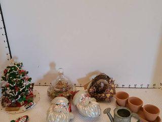Christmas ornaments and home decor
