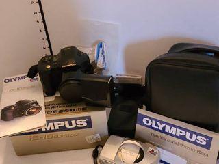 Olympus 35 mm cameras