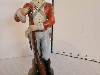 Revolutionary Soldier 2nd Connecticut light Horse 1777 figurine
