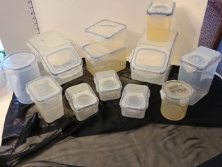 Assorted lock   lock containers