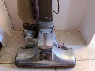 Kirby vacuum  Works