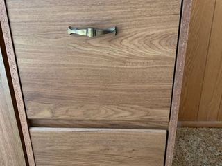 Rolling File cabinet 15 X 29 X 20
