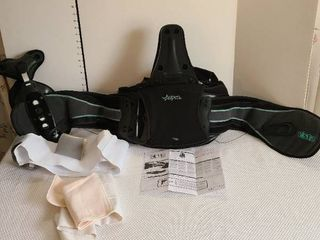 Vista lower spine support model 464 TlSO  appears to be size large or Xl  with two other supports