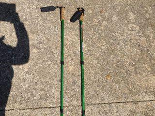 Coleman walking sticks